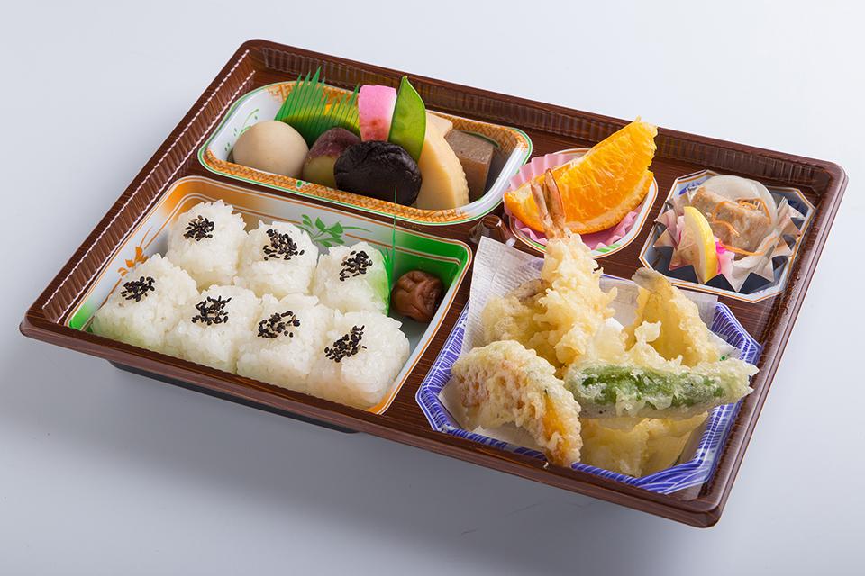 和食幕の内弁当