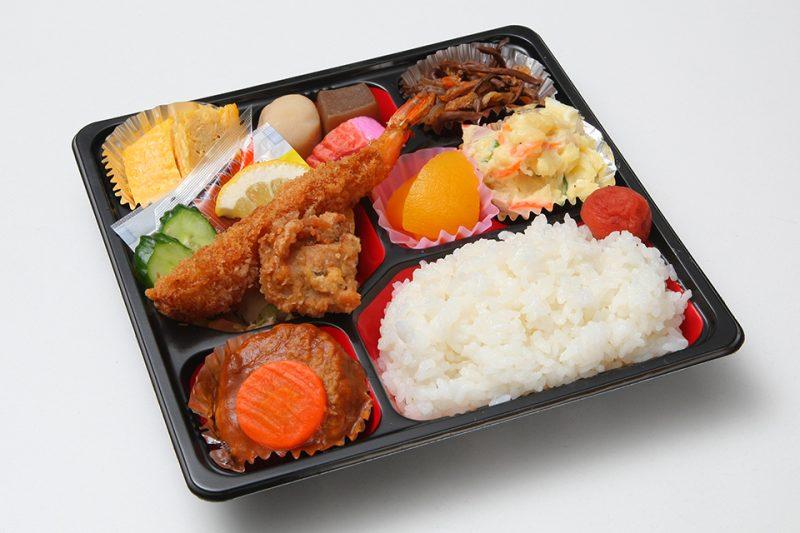彩り弁当(例2※)