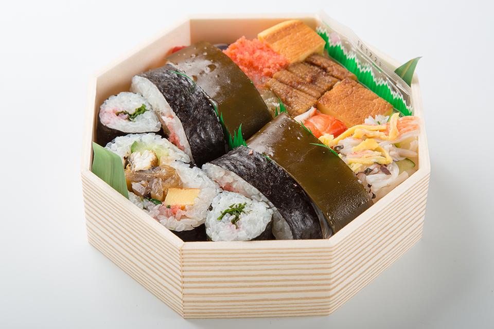 関西風上寿司