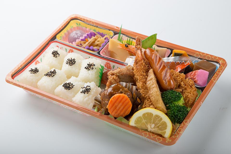 紀州桜御膳(洋食)