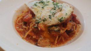 イタリア食堂たぶちでランチ。