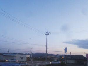 おはようございます、和佐店です