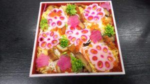 お寿司で笑顔の花を咲かせたいです🌸